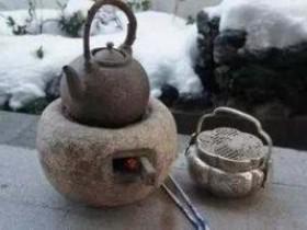 清代上官献瑶茶诗《雪水烹茶》赏析_关于安溪铁观音,黄金桂的诗句