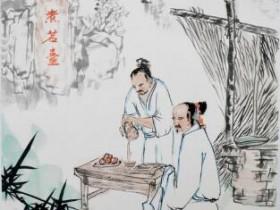 清代周华林描写英德茶文化的古诗《煮茗台》赏析_关于英德红茶的茶诗茶联