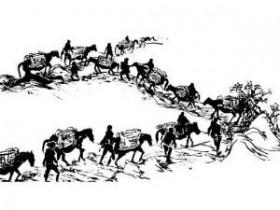 清代单乾元描写茶马古道文化的诗句《茶庵鸟道》赏析_关于普洱茶文化的古诗