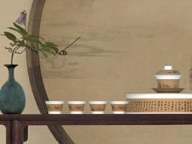 现代诗人刘杰的精美茶诗妙句《咏普洱茶》其二赏析_关于品茶的精美句子