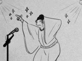 诗人李白竟然是一个演技爆表的老戏骨!李白生平简介趣事
