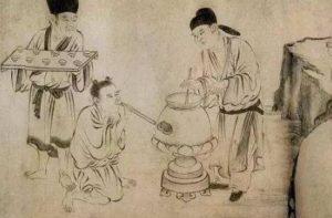 李德载茶诗《阳春曲·赠茶肆》赏析_关于煮茶、喝茶的诗句