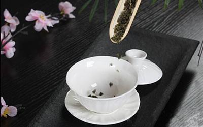 盖碗茶正确的喝法图解 喝茶时盖碗的使用方法 使用盖碗泡茶有什么技巧 茶诗网